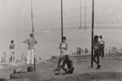 Calcutta in the 1980s